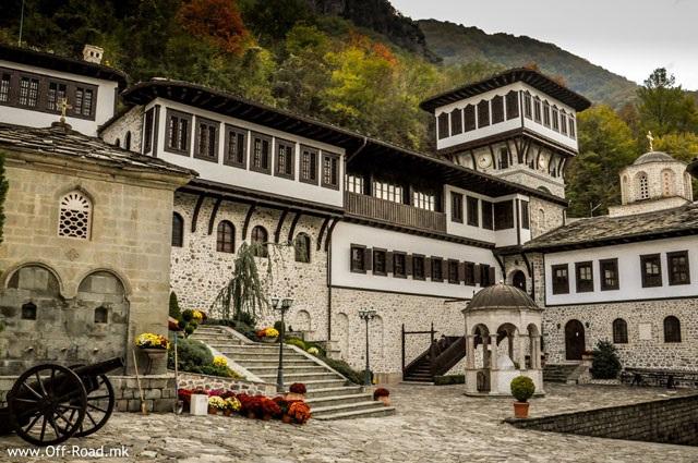 Бигорскиот манастир ќе прослави 1.000 години постоење