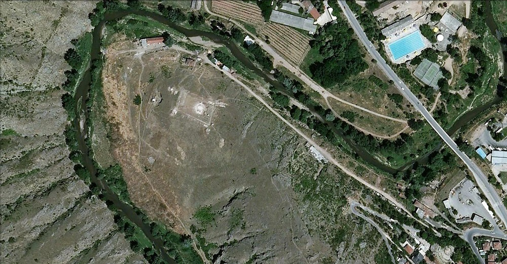 Античко светилиште на Исарот во Штип