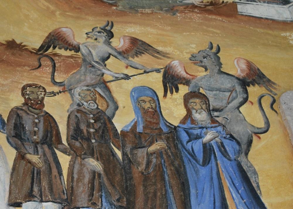 Свештеници на МПЦ помагаат при демоноопседнатост