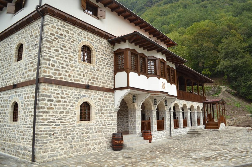 Осветен првиот етно-ресторан по идеја на Бигорскиот манастир