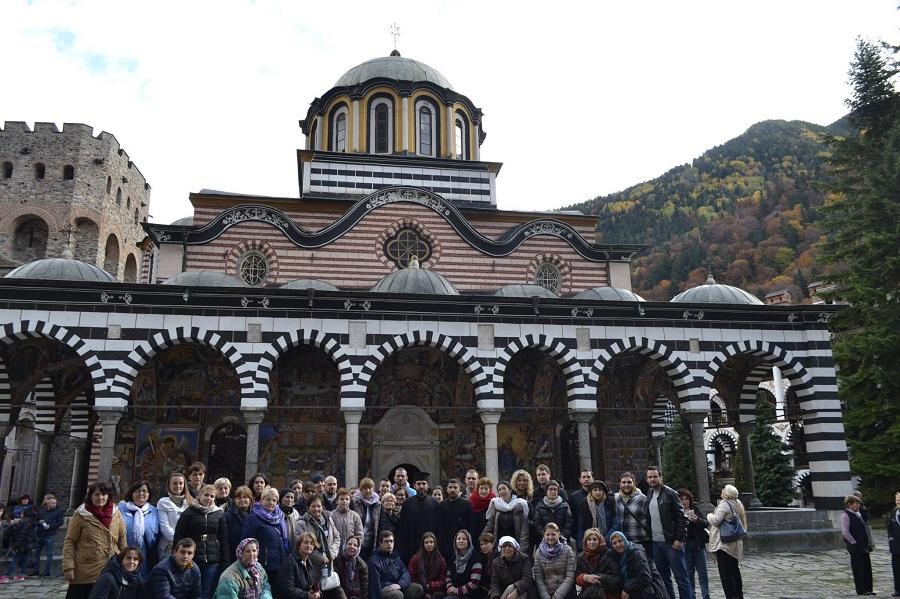 Бугарскиот патријарх ги благословил македонските поклониц кои викенодов беа во посета на Бугарија