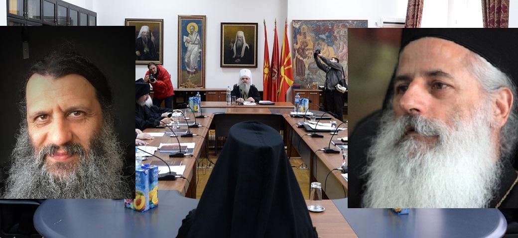 СИНОДОТ НА МПЦ ПРЕСЕЧЕ: Нема основа за расчинување на игуменот Гаврил