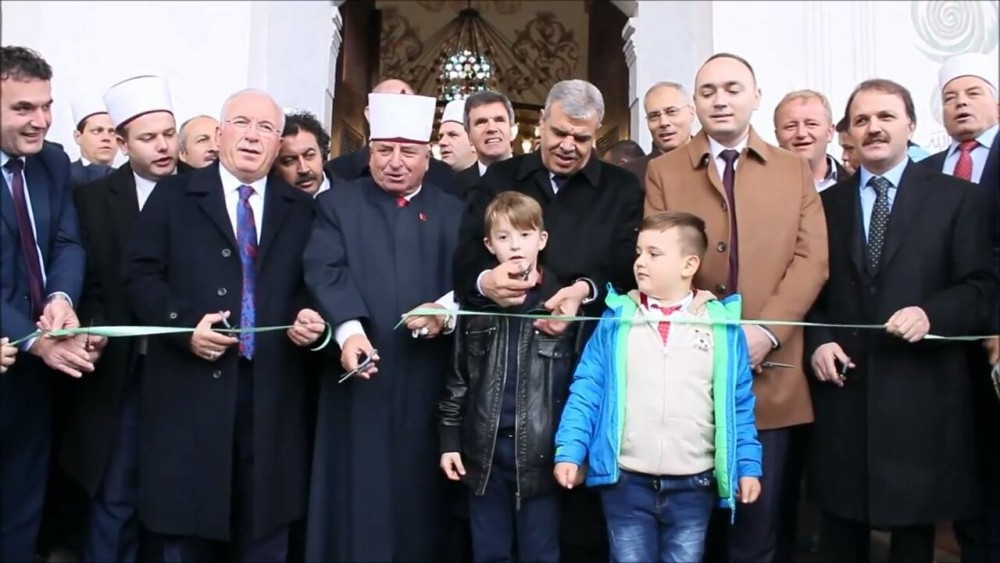 """По 104 години, џамијата """"Хајдар Кади"""" во Битола отворена за верниците"""