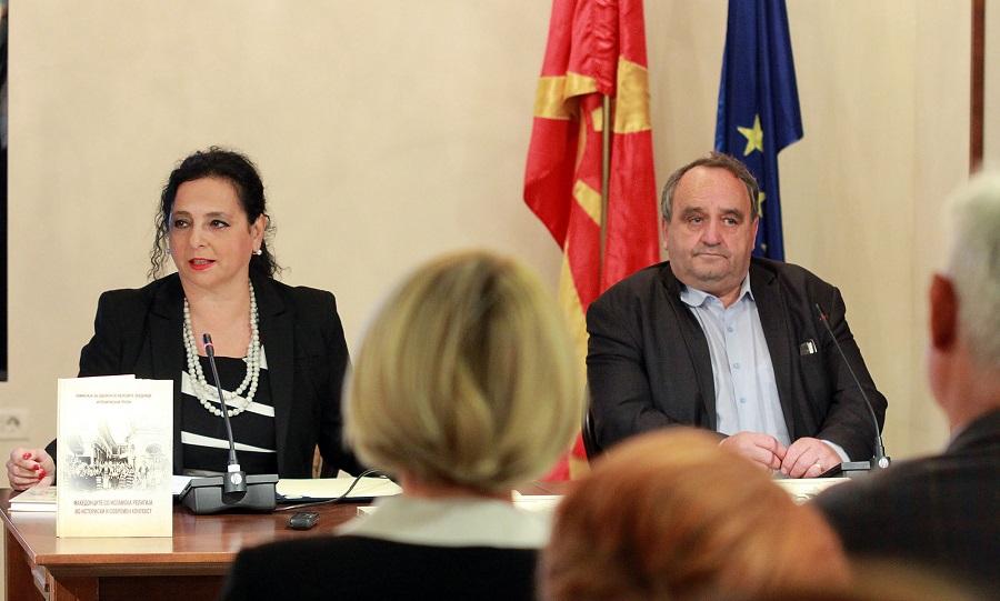 Божиновска: Неопходна поголема интеграција на Македонците муслимани во општеството