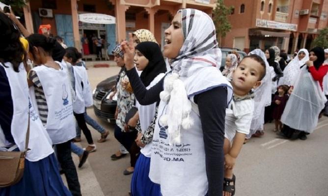 Стоп за бурките во Мароко