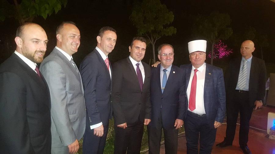 zaev iftar
