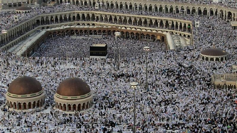 Аџиите стигнаа во Мека