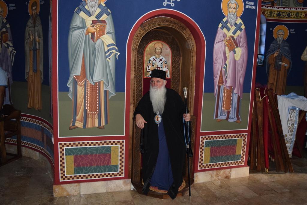 Манастирите се духовни светилишта на нашиот народ