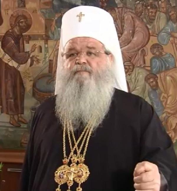 Архиепископот Стефан испрати сочувство до градоначалничката Арифи