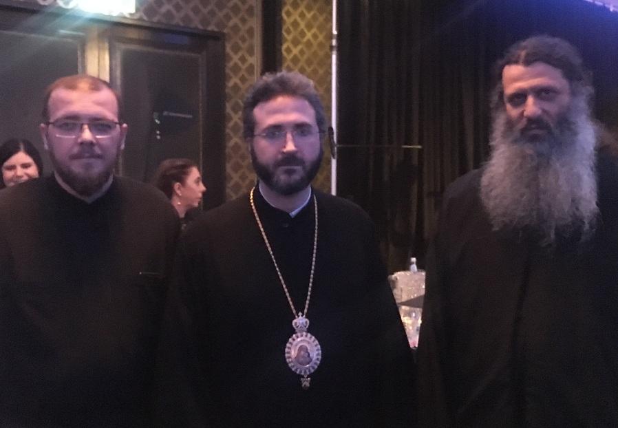 МПЦ-ОА и подари мошти на Антиохиската Патријаршија