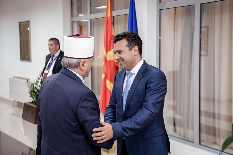 Премиерот Заев: Да ги негуваме вредностите