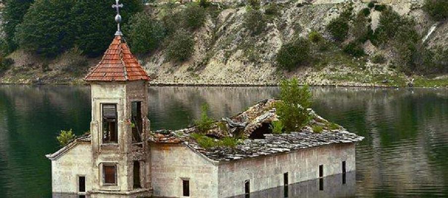 Нашите потопени цркви