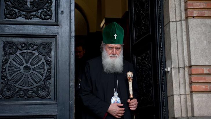 Бугарската црква и сврте грб на Руската Патријаршија