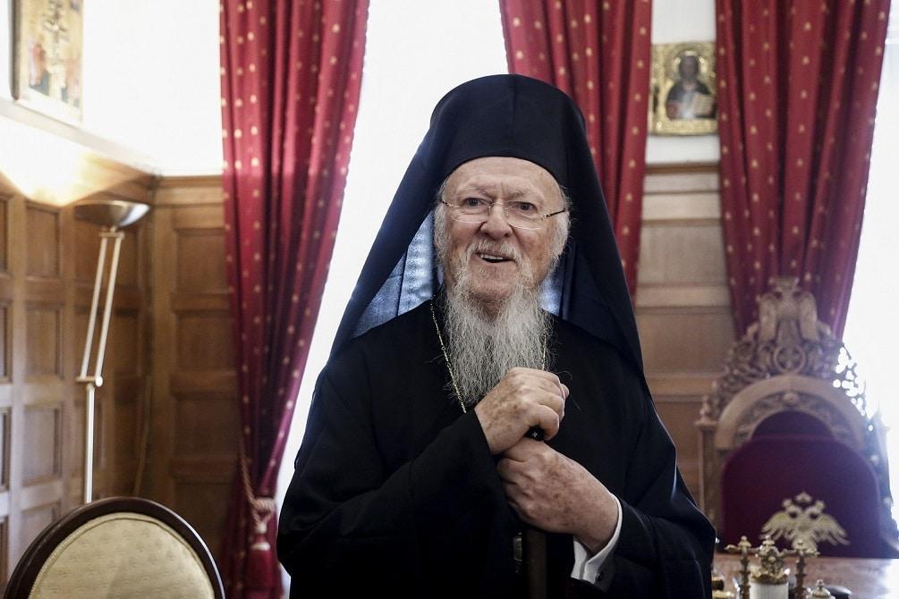 """Обраќање на Вселенскиот патријарх: """"Не е во опасност верата, туку верниците"""""""