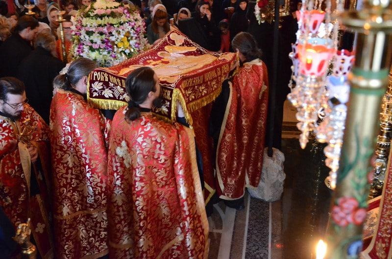 Монашки апел до христијаните за Страдалната Недела