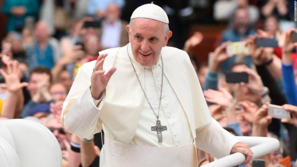 Папата Франциск: Простување е клучен збор за секој христијанин
