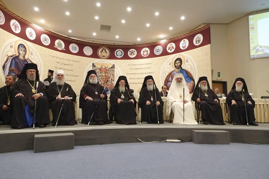 Еден по еден поглаварите на православните цркви откажуваат учество на средбата во Јордан, свикана од Ерусалимскиот патријарх