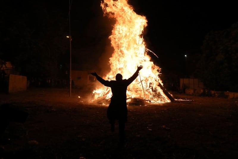 Полицијата уапси верници во Ерусалим кои се собрале и покрај забрана
