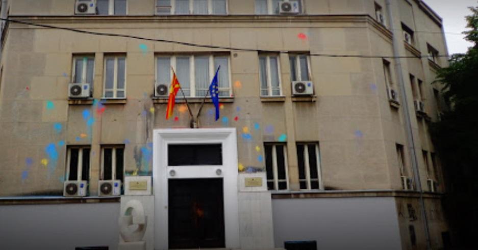 Министерството за Култура ќе бара кој ги сквернавел фреските во Осоговски