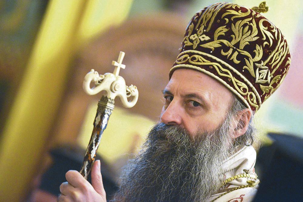 Кој е новиот српски патријарх Порфириј, еден од најмладите поглавари на православни цркви?
