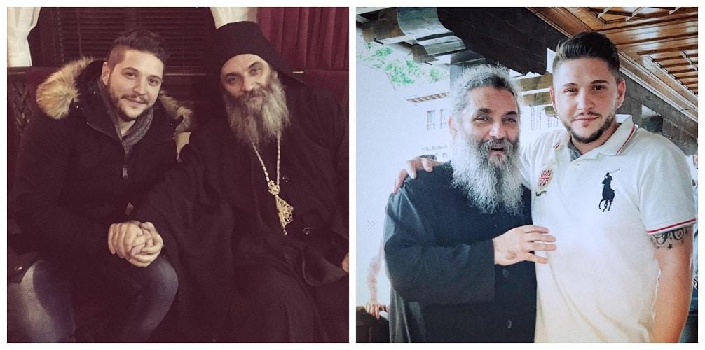Молитвите во Бигорски, Димитар Андоновски за чудотворната икона на Св. Јован Крстител