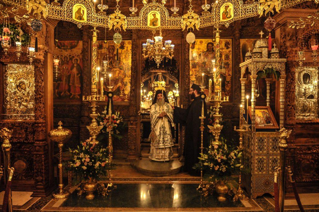Богородица, Татковина на вечно живите