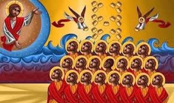 Папата Франциск ги објави Коптските Православни маченици за Светии на Христијаните