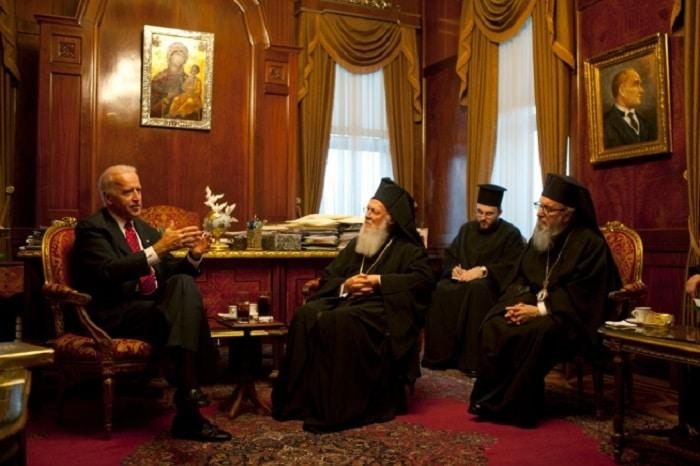 Конгресот на САД ја повикува Турција на одговорност за Вселенската патријаршија
