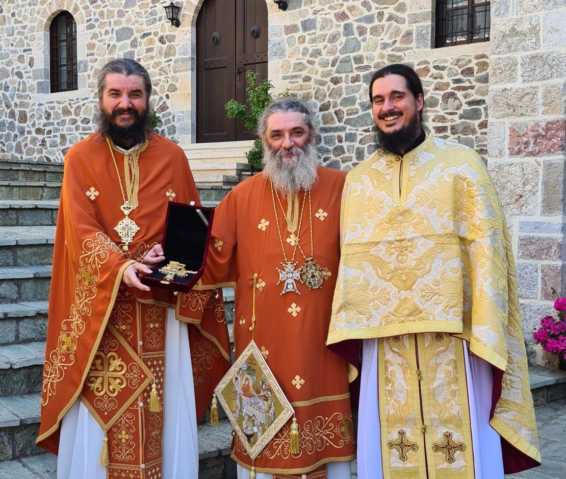 МПЦ-ОА доби уште еден Архимандрит и уште еден Јеромонах