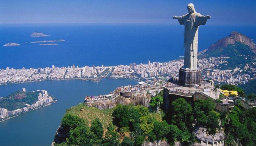 Статуата на Христос Спасителот ја слави својата 90-годишнина