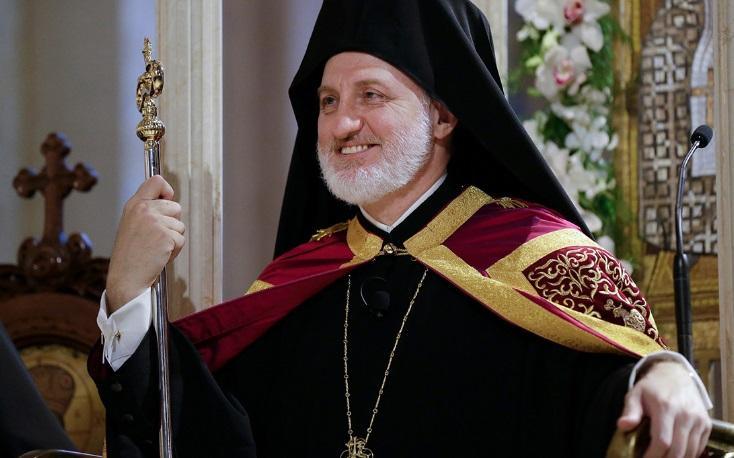 Архиепископот Елпидофор: Кога луѓето се менуваат, тогаш се менува и Црквата